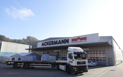 New vacuum lifting device for Ackermann Fahrzeugbau